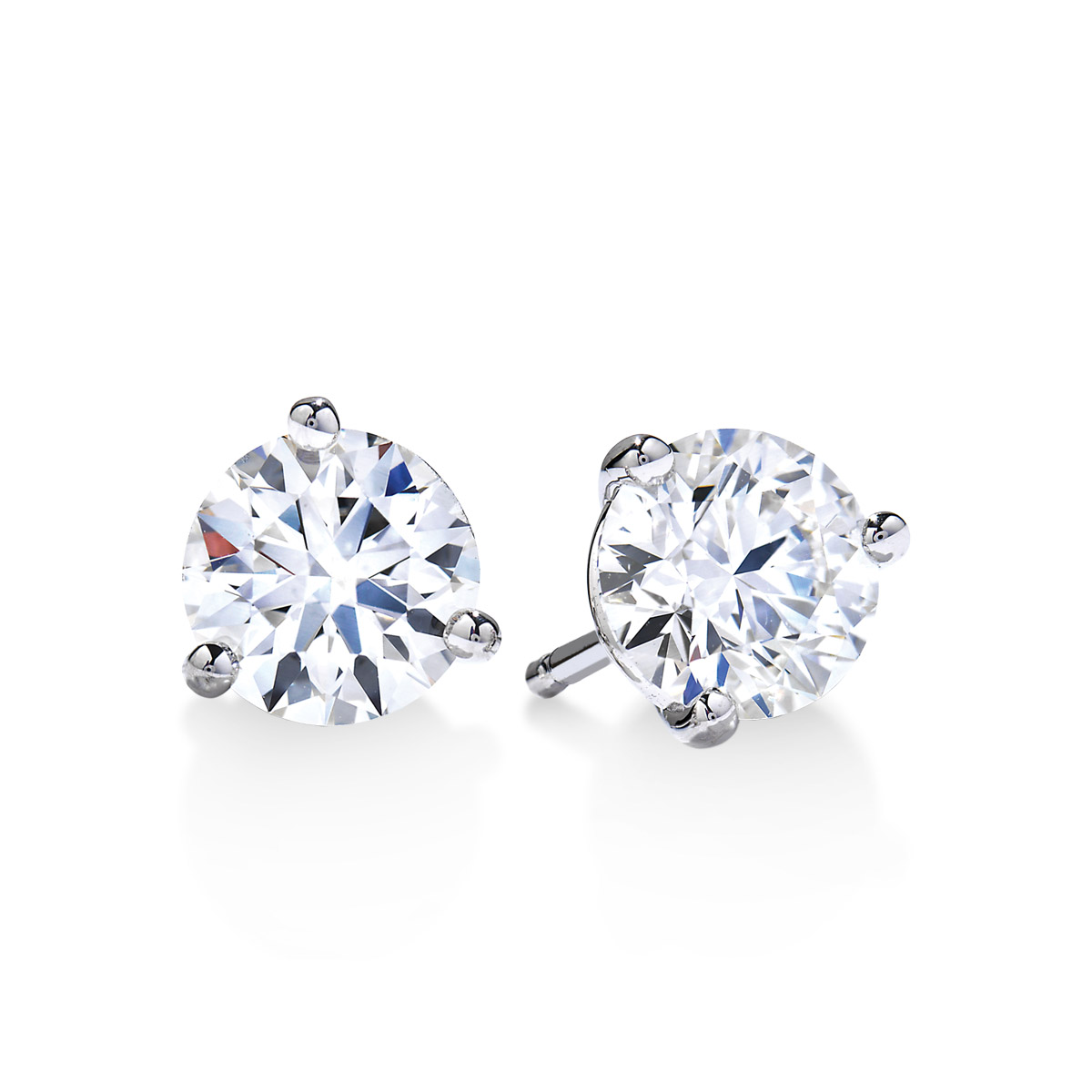 Picture of Diamond Stud Earrings